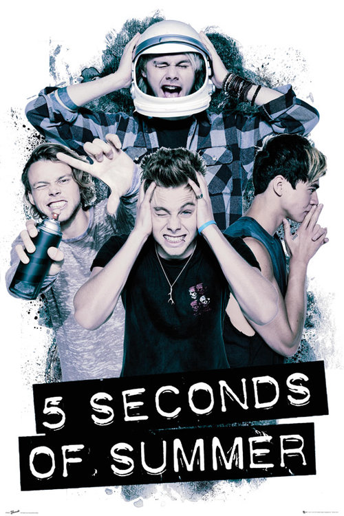 Poster 5 seconds of summer 183005