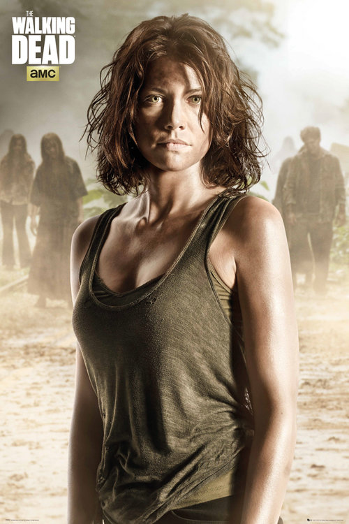 Poster The Walking Dead Maggie