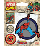 Marvel Comics pack de 10 stickers vinyle Spider-Man