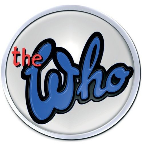 Badge The Who  183442