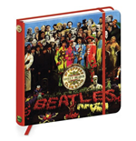 Bloc-notes Beatles - Sgt Pepper