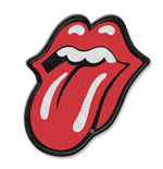 Écusson The Rolling Stones - Classic Tongue