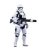 Star Wars Episode VII figurine Movie Masterpiece 1/6 First Order Heavy Gunner Stormtrooper 30 cm