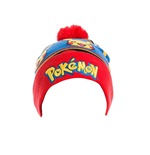 Pokemon bonnet Logo & Pikachu