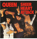 Vinyle Queen - Sheer Heart Attack