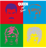 Vinyle Queen - Hot Space