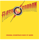 Vinyle Queen - Flash Gordon