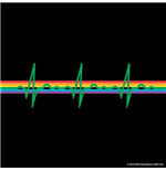 Sous-verre Pink Floyd - The Dark Side Of The Moon Inner Cover