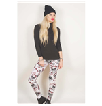Leggings Guns N' Roses: Skull & Roses