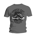 T-shirt Green Day: Converse