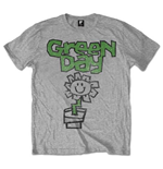 T-shirt Green Day: Flower Pot