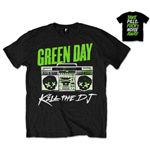 T-shirt Green Day: Kill the DJ
