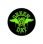 Patch Green Day: Neon Wings