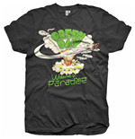 T-shirt Green Day: Welcome to Paradise