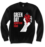 Sweatshirt Green Day - American Idiot