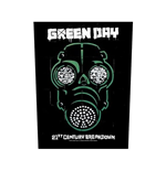 Patch Green Day: Gas Mask