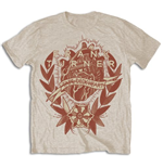 T-shirt Frank Turner: Tape Deck Heart