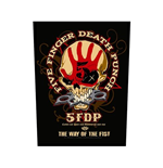 Patch Five Finger Death Punch - Way Of The Fist