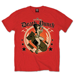 T-shirt Five Finger Death Punch: Bomber Girl