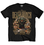 T-shirt Five Finger Death Punch: Sgt. Major