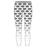 Leggings Five Finger Death Punch: Knuckleduster