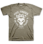 T-shirt Five Finger Death Punch: Knucklehead