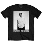 T-shirt Eminem: Whatever