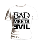 T-shirt Eminem: Bad Meets Evil