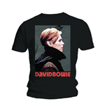 T-shirt David Bowie: Low Portrait