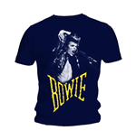 T-shirt David Bowie: Scream