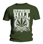 T-shirt Cypress Hill: 420 2013