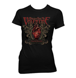 T-shirt Bullet For My Valentine: Temper Temper Filigree