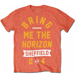 T-shirt Bring Me The Horizon: Big Text