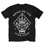 T-shirt Bring Me The Horizon: Diamond Hand
