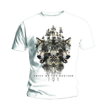 T-shirt Bring Me The Horizon: Wolven Version 2'