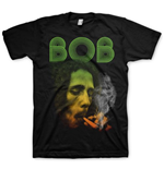 T-shirt Bob Marley: Smoking Da Erb