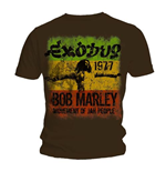 T-shirt Bob Marley: Movement
