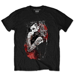 T-shirt Black Veil Brides: Bride's Inferno