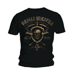 T-shirt Avenged Sevenfold: Shield and Sickle