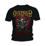 T-shirt Avenged Sevenfold: New Day Rises