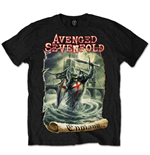 T-shirt Avenged Sevenfold: England