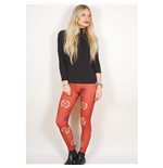 Leggings Avenged Sevenfold: Death Bat Crest