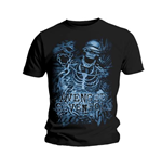 T-shirt Avenged Sevenfold: Chained Skeleton