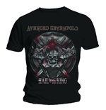 T-shirt Avenged Sevenfold: Battle Armour