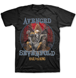 T-shirt Avenged Sevenfold: Deadly Rule