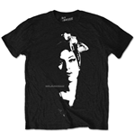 T-shirt Amy Winehouse: Scarf Portrait