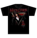 T-shirt Alice Cooper: Welcome to my Nightmare