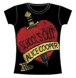 T-shirt Alice Cooper: School's Out