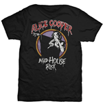 T-shirt Alice Cooper: Mad House Rock
