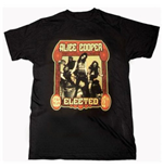 T-shirt Alice Cooper: Elected Band